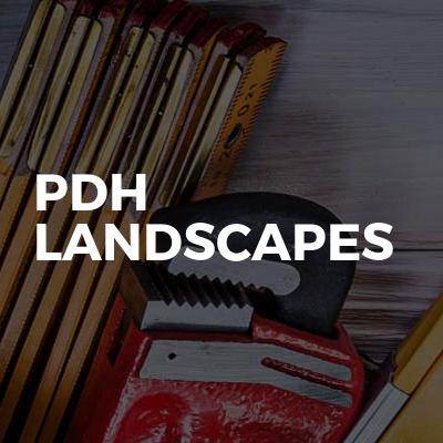 Pdh Landscapes