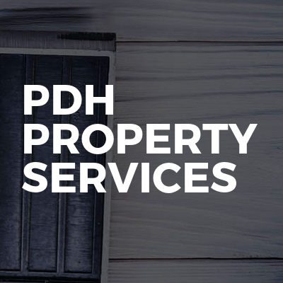 Pdh property services