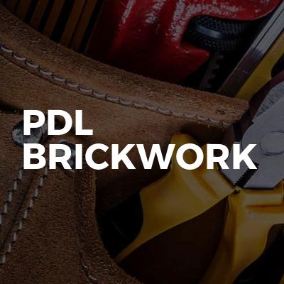 PDL Brickwork