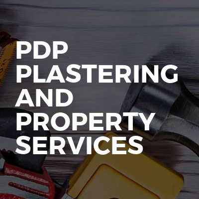 PDP plastering and property services