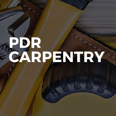 PDR carpentry