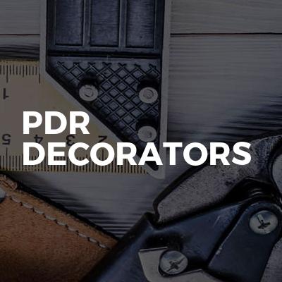 PDR Decorators