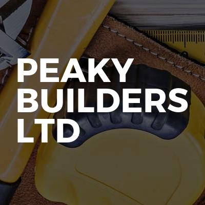Peaky builders Ltd