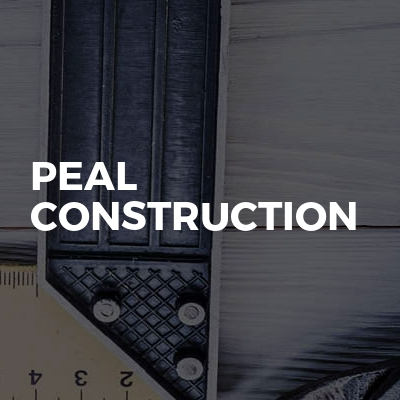Peal construction