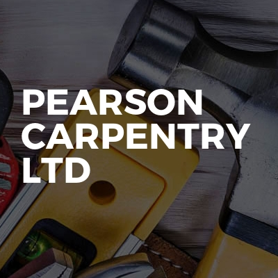 Pearson Carpentry Ltd