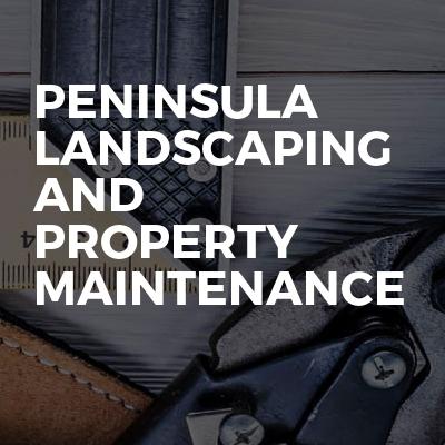 Peninsula Landscaping and Property Maintenance