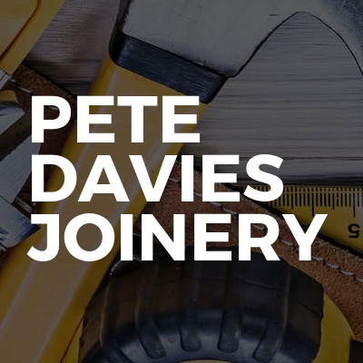 Pete Davies joinery