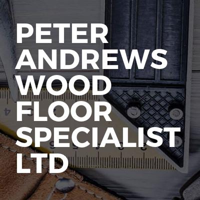 Peter Andrews Wood Floor Specialist Ltd