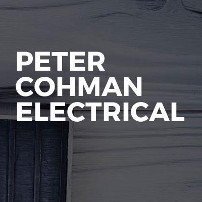 Peter Cohman Electrical
