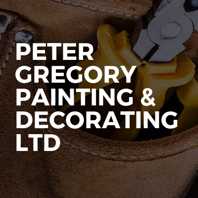 Peter Gregory Painting & Decorating Ltd