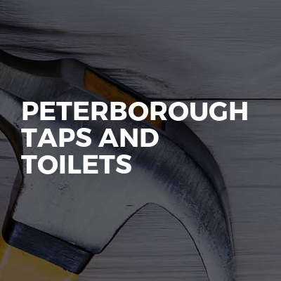 Peterborough Taps And Toilets