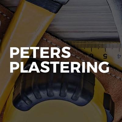 Peters Plastering