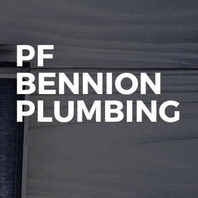 PF Bennion Plumbing