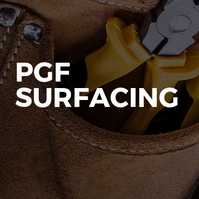 PGF Surfacing