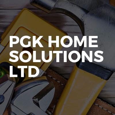 Pgk home solutions Ltd