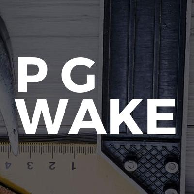 P G Wake