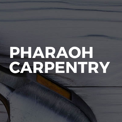 Pharaoh carpentry