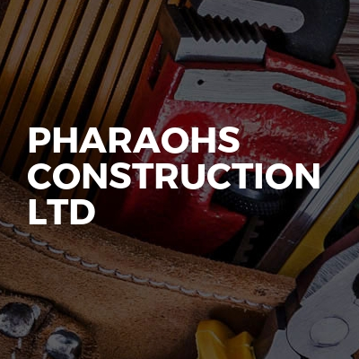 Pharaohs construction ltd