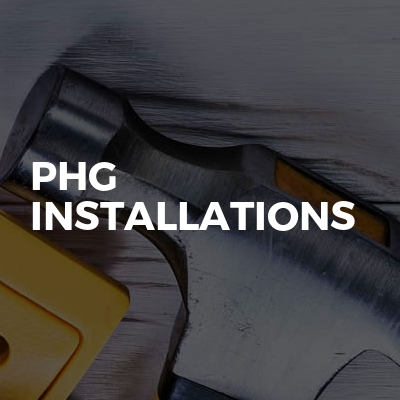 PHG Installations