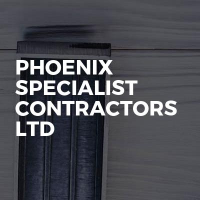 Phoenix Specialist Contractors Ltd