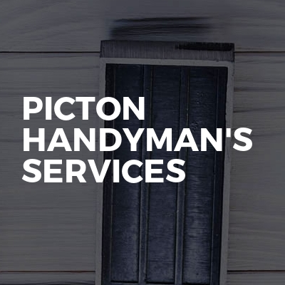 Picton Handyman's Services