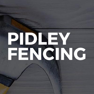 Pidley Fencing
