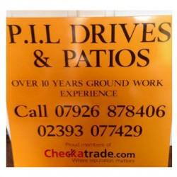P.I.L Drives & Patios