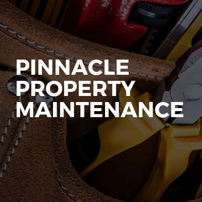 Pinnacle property maintenance