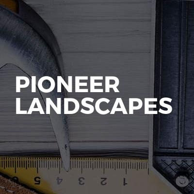 Pioneer Landscapes