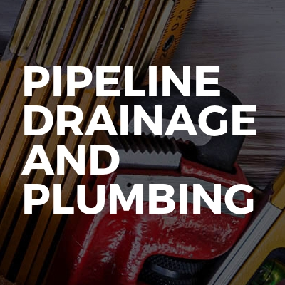 Pipeline Drainage And Plumbing