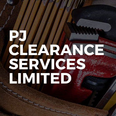 Pj Clearance Services Limited