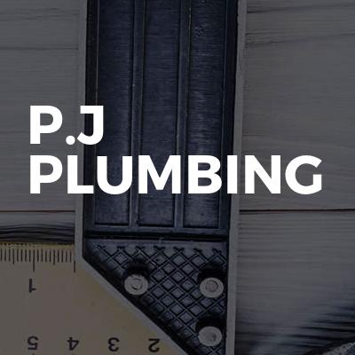 P.j plumbing