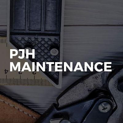 Pjh Maintenance