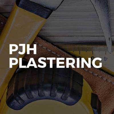 PJH Plastering