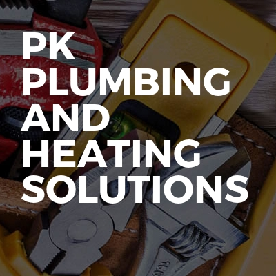 PK PLUMBING AND HEATING SOLUTIONS