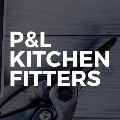 P&L Kitchen Fitters