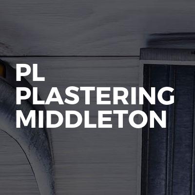 PL Plastering Middleton