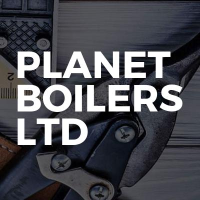 Planet Boilers Ltd
