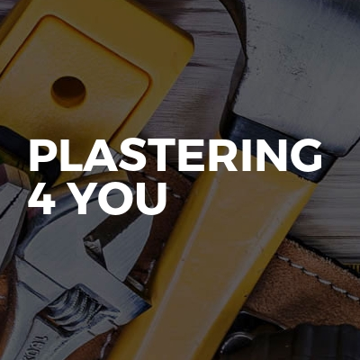 Plastering 4 You