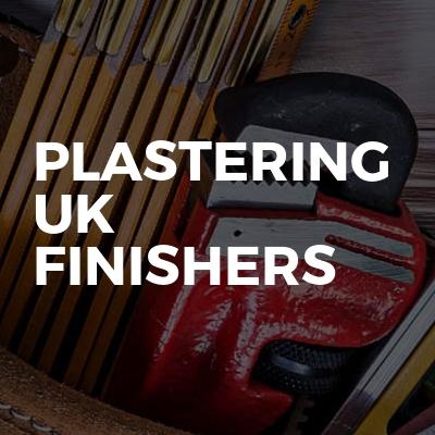 Plastering Uk Finishers