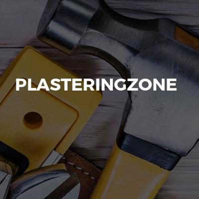 Plasteringzone