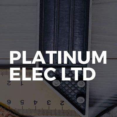 Platinum Elec ltd