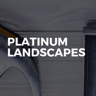 Platinum landscapes