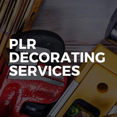 Plr Decorating Services