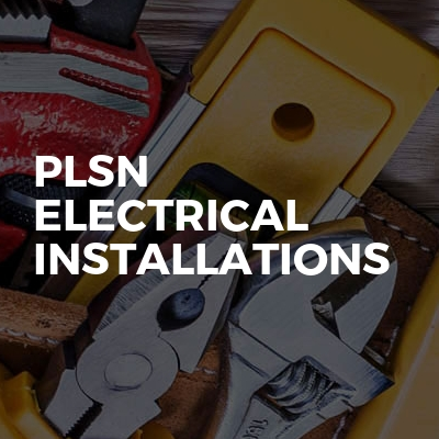 PLSN Electrical Installations