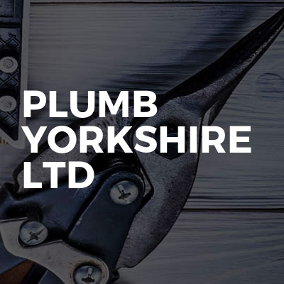 Plumb Yorkshire ltd