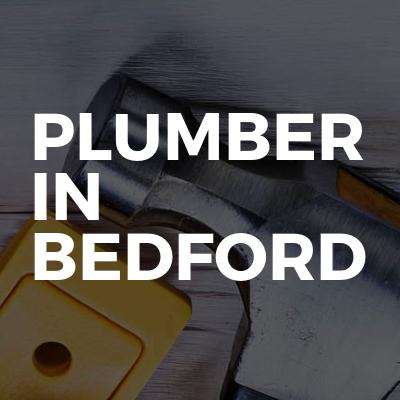Plumber in Bedford
