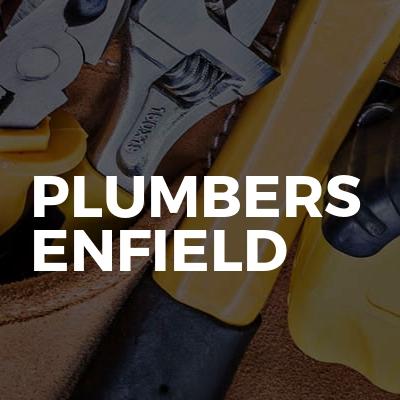Plumbers enfield