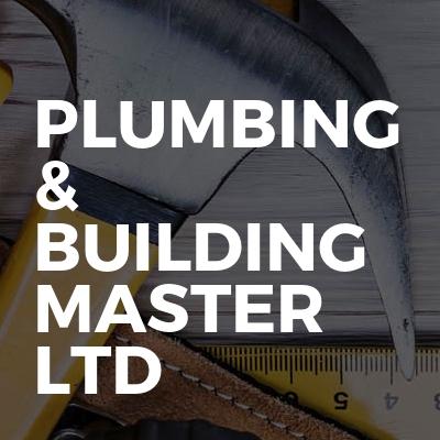Plumbing & Building Master Ltd