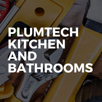 Plumtech kitchen and bathrooms